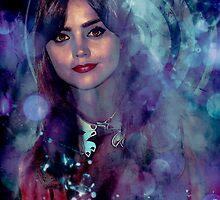 Clara Oswald by Deadmansdust