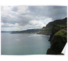 Northern Coast of Ireland Poster