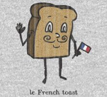le French toast Baby Tee