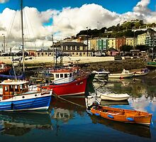 Irish harbor by bposs98