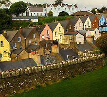 Houses in a row by bposs98
