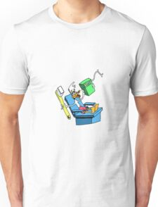 Brush & Floss Unisex T-Shirt