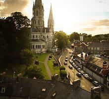 Irish church by bposs98