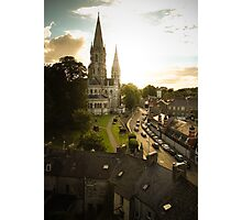 Irish church Photographic Print