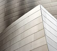 Disney Concert Hall Architecture I by Jessica Herrera