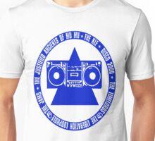 KLF Circled Pyramid Blaster (Blue) Unisex T-Shirt