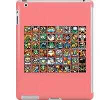 Yoshi's Island Level Icons iPad Case/Skin