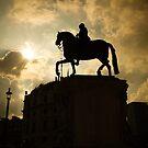 Trafalgar Square by bposs98