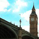 Big Ben by bposs98