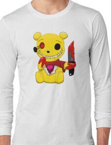 Chibi Winnie the Killer Long Sleeve T-Shirt