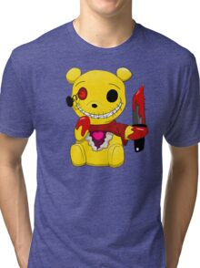 Chibi Winnie the Killer Tri-blend T-Shirt