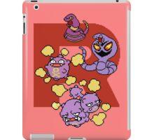Team Rocket's Pokemon iPad Case/Skin