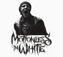 Chris Motionless Motionless In White by Falling