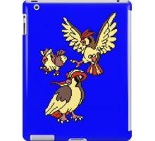 Pidgey, Pidgeotto and Pidgeot iPad Case/Skin