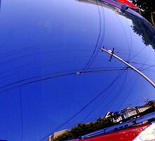 The Fish-Eye Sky, Grounded by Michael May