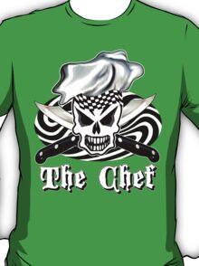 Skull Chef Shirt T-Shirt