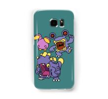 Whismur, Loudred and Exploud Samsung Galaxy Case/Skin