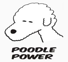 Poodle Power by coffeedude55