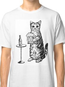 Real Cat Love Beer Classic T-Shirt