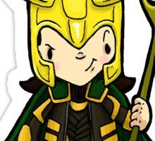 Loki, the trickster Sticker