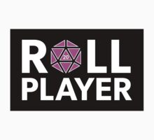 Roll Player Pink D20 Sticker by NaShanta