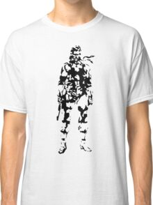 Metal Gear Solid - Solid Snake Classic T-Shirt