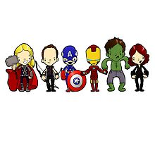 Assemble! by Bantambb
