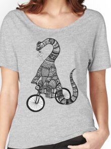 Brontosaurus Love Pipe  Women's Relaxed Fit T-Shirt