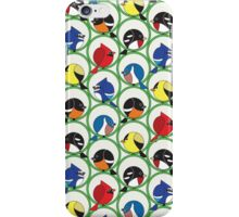Funny Feathered Friends iPhone Case/Skin
