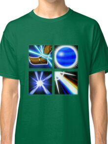 Lux Ability Icons Classic T-Shirt