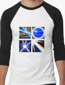Lux Ability Icons Men's Baseball ¾ T-Shirt