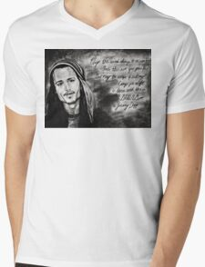 May the wind be at your back Mens V-Neck T-Shirt