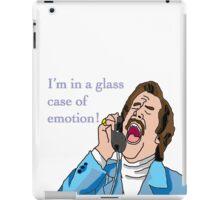 Glass case of emotion! iPad Case/Skin