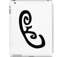 Mortal Instruments - Speech Rune iPad Case/Skin