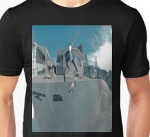 Kick flippin in a Trailer Park Unisex T-Shirt