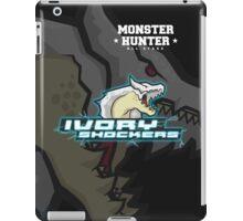 Monster Hunter All Stars - Ivory Shockers (Subspecies) iPad Case/Skin