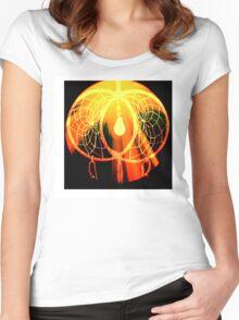 dream catcher Women's Fitted Scoop T-Shirt