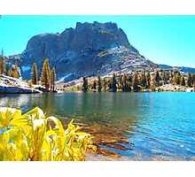 Upper Yosemite National Park Photographic Print
