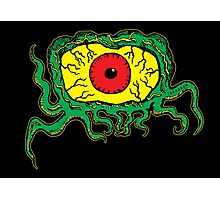 Crawling Eye Monster Photographic Print
