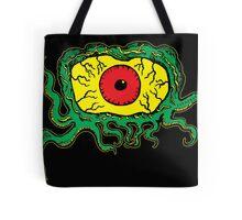 Crawling Eye Monster Tote Bag