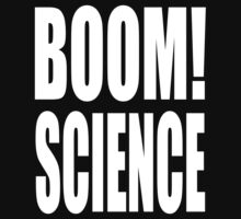 Boom! Science by printproxy