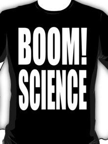 Boom! Science T-Shirt