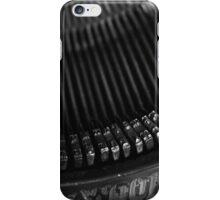 Underwood Number 5 iPhone Case/Skin