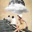 Moon cloud by Susan Ringler