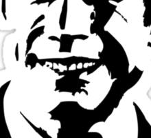 Nicolas Cage - Face/Off Sticker