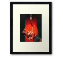 hannibal did this Framed Print