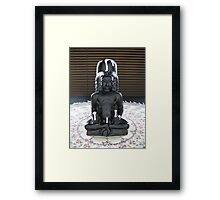 Shiva Yoga Kundalini Immortal Enlightenment Framed Print