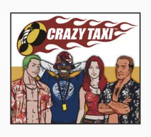 Crazy Taxi Sticker by MacTonight