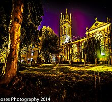 St Mary's Church Warwick by Ian Moses