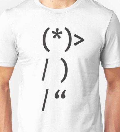 Emoticon Series: Bird Unisex T-Shirt